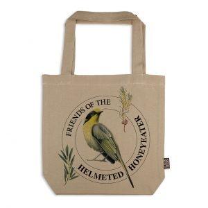 Helmeted-Honeyeater-Tote-Bag